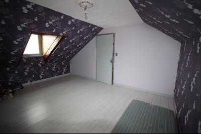 VENTE secteur COUSANCE-(39190), MAISON 155 m² env. sur sous-sol, 4 chambres dont 2 de plein pied, Chambre 4 à l