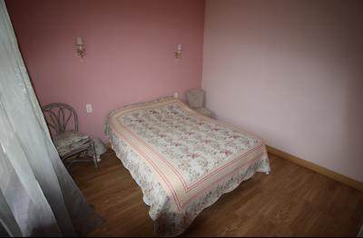 VENTE secteur COUSANCE-(39190), MAISON 155 m² env. sur sous-sol, 4 chambres dont 2 de plein pied, Chambre 2 au rez de chaussée