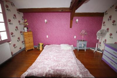 VENTE secteur COUSANCE-(39190), MAISON 155 m² env. sur sous-sol, 4 chambres dont 2 de plein pied, Chambre 3 à l