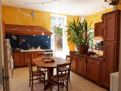 ORGELET 39270 JURA 10mn Vends Ancienne Ecole-Mairie rénovée - 166m²env. s/terrain 1217m²env., Autre vue de la cuisine