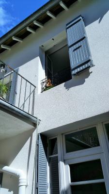 ORGELET 39 JURA centre BELLE MAISON de VILLE rénovation contemporaine - garage -terrasses - jardin, Rénovation contemporaine récente et de qualité