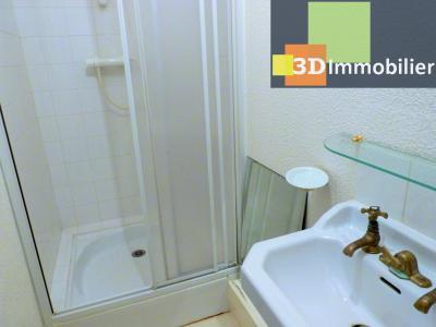 SAINT-CLAUDE 39200 JURA, à vendre centre APPARTEMENT de caractère en DUPLEX - 134.61m²-  2 chambres., Escaliers vers chambres