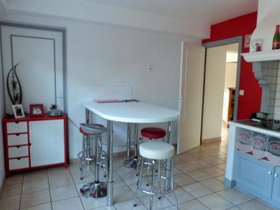 LONS LE SAUNIER 39000 JURA Vend grande MAISON INDEPENDANTE 2 appartements idéale PROFESSIONNEL., Plain-pied: cuisine équipée