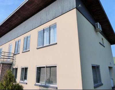 LONS LE SAUNIER 39000 JURA Vend grande MAISON INDEPENDANTE 2 appartements idéale PROFESSIONNEL., Plain-pied: séjour lumineux
