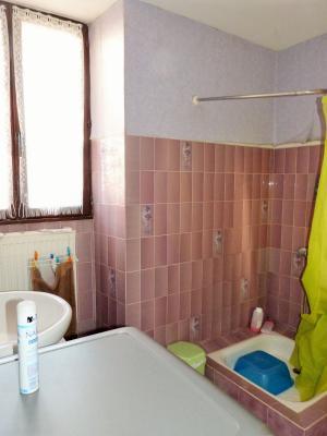 ORGELET JURA Vends Maison 100m²env. et grandes dépendances attenantes sur terrain 477m²env., Salle d