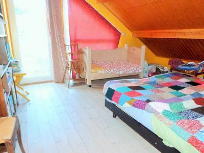 Axe LONS-le-SAUNIER / ORGELET 39 Vends Maison ossature bois 2003 de 135m²env sur terrain 1630m²env, Etage: Chambre 3
