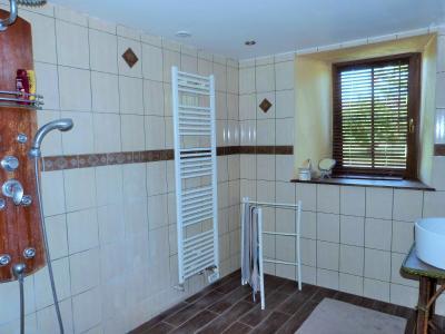 BLETTERANS 39140 JURA Vends belle bâtisse de caractère 227m²env -3 chambres - sur 2800m² env., Salle de bains ( douche à l