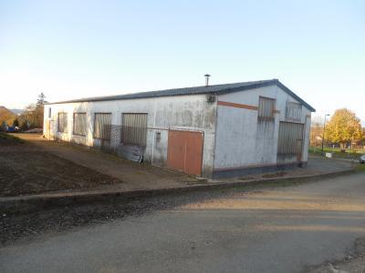 ORCHAMPS, 39700 Entrepôt, terrain a bâtir, 150 m² sur 630 m²,