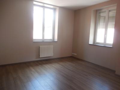 AUXONNE, 21130 Appartement de 88 m², 2 chambres salon, cuisine, restauration récente, centre ville, chambre 2