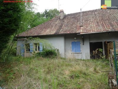 La Vieille Loye (39380) , A VENDRE Maison mitoyenne à restaurer de 60 m²? 4 pièces, sur 1500 m².,