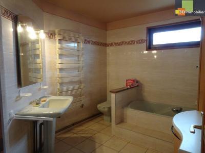 Chaussin, 39120, à vendre Maison de 100 m² 3 chambres, plain pied,  terrain 3660 m², garage au calme,