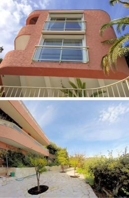 Théoule sur Mer (06 Alpes Maritimes), a vendre villa de 320 m2, vue mer panoramique époustoufflante., extérieurs