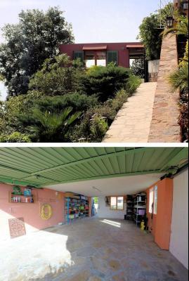 Théoule sur Mer (06 Alpes Maritimes), a vendre villa de 320 m2, vue mer panoramique époustoufflante., double garage