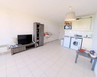 Théoule sur Mer (06 Alpes Maritimes), à vendre appartement vue mer, 2 terrasses 12m2 & 5m2, parking,