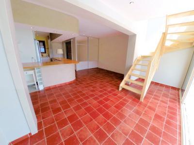 Théoule Miramar (06 Alpes Maritimes), maison jumelée, vue mer, terrasse 20m2 sud ouest, garage, séjour