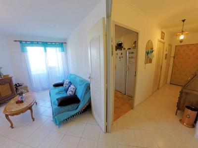 Le Cannet (06 Alpes Maritimes) vends appartement 4 pieces, 82m2, parking + garage, secteur Perier., entrée-dégagement