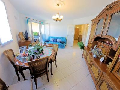 Le Cannet (06 Alpes Maritimes) vends appartement 4 pieces, 82m2, parking + garage, secteur Perier., chambre 1
