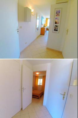 Théoule sur Mer (06 Alpes Maritimes), à vendre appartement 2-pièces avec vue mer, terrasse, parking.,