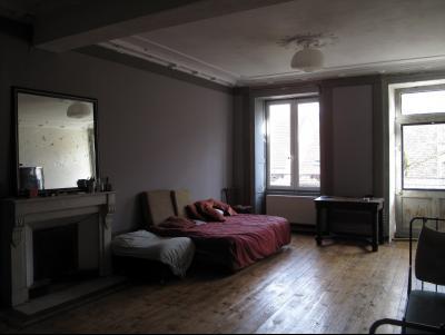 LONS LE SAUNIER (39, Jura), à vendre grande maison de caractère 186 m² avec 4 chambres., chambre avec balcon