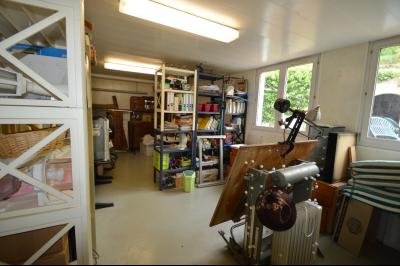Proche Orgelet, Propriété de charme 200 m² habitables, 4 chambres et 3 salle de bain, sur 2765 m²., Bureau/salle de sport/chambre