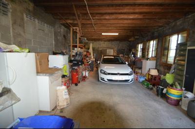 Proche Clairvaux les lacs, maison 85 m² en bon état avec 3 chambres et un garage/atelier., Atelier