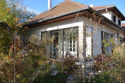 CLAIRVAUX-LES-LACS (JURA), Région des lacs, à vendre belle maison avec piscine interieure., Du coté de la véranda