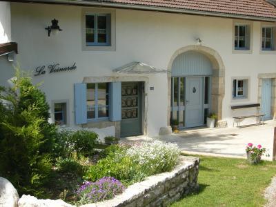 Clairvaux les lacs, ferme rénovée très chaleureuse avec un magnifique jardin, piscine, 4 chambres., Façade