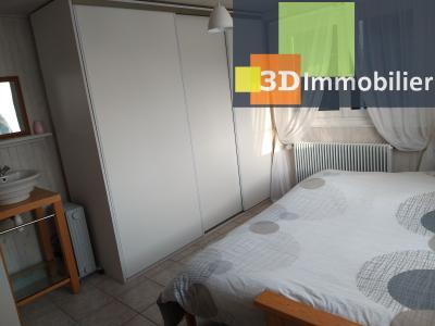 LONS-LE-SAUNIER (39 JURA), à vendre maison individuelle 136 m², piscine, four à pain, parc 5344 m², MAISON