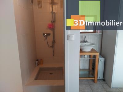 LONS-LE-SAUNIER (39 JURA), à vendre maison individuelle 136 m², piscine, four à pain, parc 5344 m², CHAMBRE 3