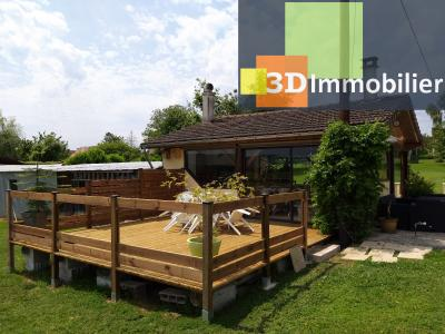 LONS-LE-SAUNIER (39 JURA), à vendre maison individuelle 136 m², piscine, four à pain, parc 5344 m², POELE A BOIS