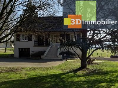 LONS-LE-SAUNIER (39 JURA), à vendre maison individuelle 136 m², piscine, four à pain, parc 5344 m², SOUS-SOL