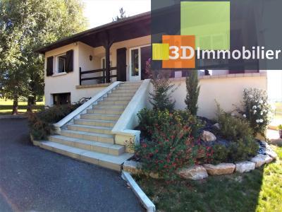 LONS-LE-SAUNIER (39 JURA), à vendre maison individuelle 136 m², piscine, four à pain, parc 5344 m², CUISINE D