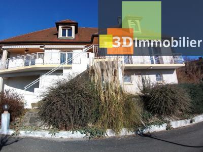 Clairvaux les lacs (39 JURA), à vendre maison rénovée 340 m², parc de 2700 m² avec vue sur le lac, Vue terrasse