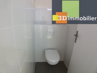 LONS-LE-SAUNIER (39 JURA), Courlaoux, vends maison individuelle moderne, 165 m², 3004 m2 de terrain., WC