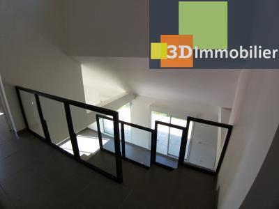LONS-LE-SAUNIER (39 JURA), Courlaoux, vends maison individuelle moderne, 165 m², 3004 m2 de terrain., MEZZANINE