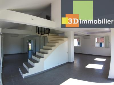 LONS-LE-SAUNIER (39 JURA), Courlaoux, vends maison individuelle moderne, 165 m², 3004 m2 de terrain., SEJOUR