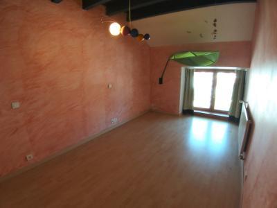 LONS-LE-SAUNIER Sud (39 JURA), à vendre maison de village de 160m², 7 pièces, avec 305m² de terrain., CHAMBRE 3