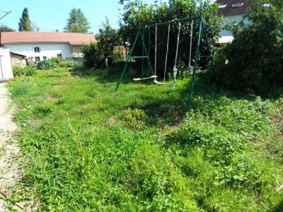 LONS-LE-SAUNIER Sud (39 JURA), à vendre maison de village de 160m², 7 pièces, avec 305m² de terrain., JARDIN