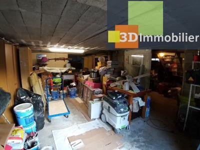 LONS-LE-SAUNIER (39 JURA), CENTRE-VILLE à vendre maison individuelle rénovée 110m², 6 pièces, jardin, GARAGE