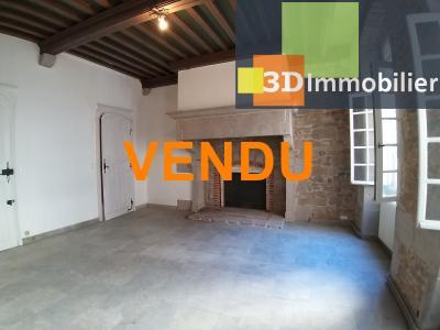 LONS-LE-SAUNIER (39 JURA), CENTRE-VILLE à vendre magnifique appartement de 120 m², 3 chambres.,