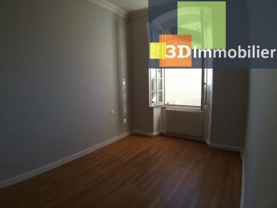 LONS-LE-SAUNIER (39 JURA), CENTRE-VILLE à vendre magnifique appartement de 120 m², 3 chambres., CHAMBRE 3