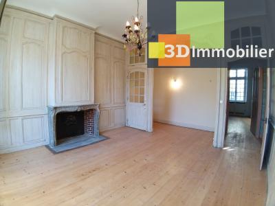 LONS-LE-SAUNIER (39 JURA), CENTRE-VILLE à vendre magnifique appartement de 120 m², 3 chambres., CHAMBRE 1