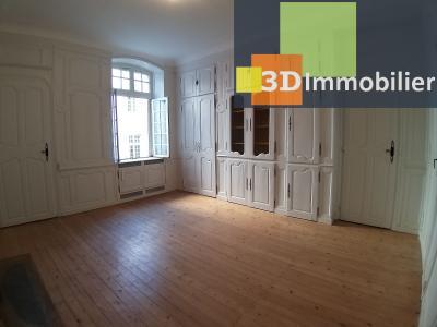 LONS-LE-SAUNIER (39 JURA), CENTRE-VILLE à vendre magnifique appartement de 120 m², 3 chambres., CHAMBRE 2