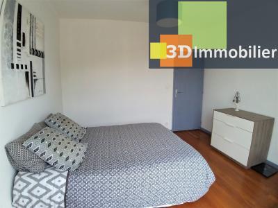 LONS-LE-SAUNIER (39 JURA), à vendre appartement centre-ville, 2 chambres, 65 m2, refais à neuf., SALON