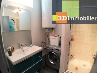 LONS-LE-SAUNIER (39 JURA), à vendre appartement centre-ville, 2 chambres, 65 m2, refais à neuf., CHMABRE 2