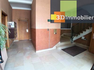 LONS-LE-SAUNIER (39 JURA), à vendre appartement centre-ville, 2 chambres, 65 m2, refais à neuf., BALCON