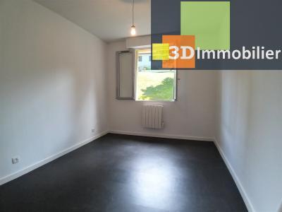 LONS-LE-SAUNIER (39 JURA), à vendre appartement avec terrasse, 3 chambres, 89 m², garage, lumineux, CHMABRE 2