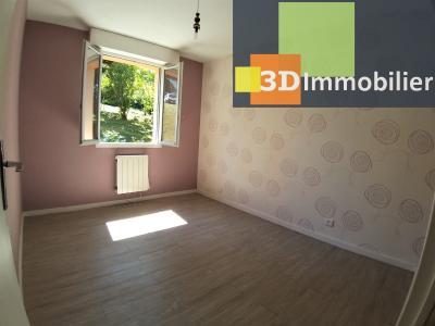 LONS-LE-SAUNIER (39 JURA), à vendre appartement avec terrasse, 3 chambres, 89 m², garage, lumineux, CHAMBRE 3