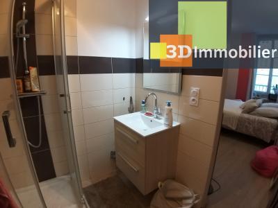 LONS-LE-SAUNIER (39 JURA) centre-ville, à vendre appartement duplex rénové 200 m², 4 chambres calme, SALLE D