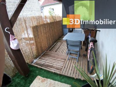 Secteur GEVINGEY (JURA), à vendre maison de 45 m², 1 CH, idéal location touristique, investisseurs., APPENTIS